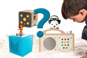 Toniebox, Tigerbox, DogBox oder hörbert? Unsere INFOS und TEST ...